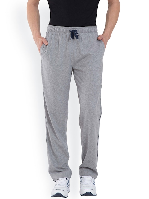 Jockey 24 x 7 Grey Melange Track Pants 9500