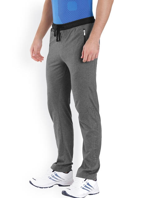 Jockey Charcoal Grey Slim Fit Track Pants