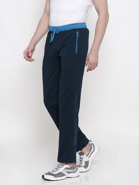 Jockey Navy Slim Fit Track Pants