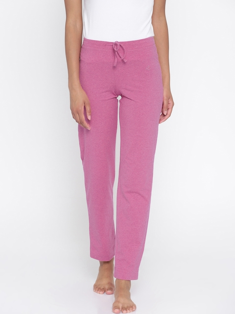 Jockey Pink Slim Fit Lounge Pant 1301-0105-IBRML
