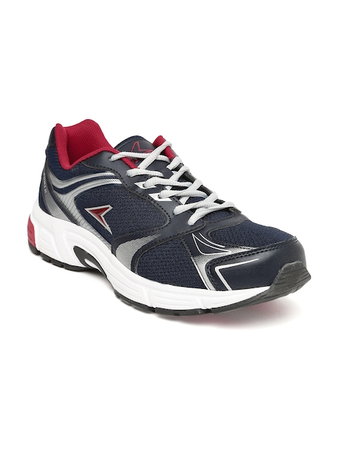 Power Men Navy Blue Plazma Training Shoes