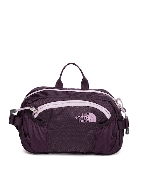 The North Face Unisex Purple Moon Hill II Waist Pouch