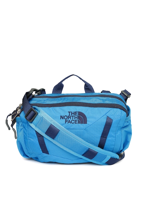 The North Face Unisex Blue Waist Pouch