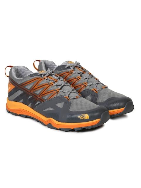 The North Face Men Grey HEDGEHOG FASTPACK LITE II GTX Hiking Shoes