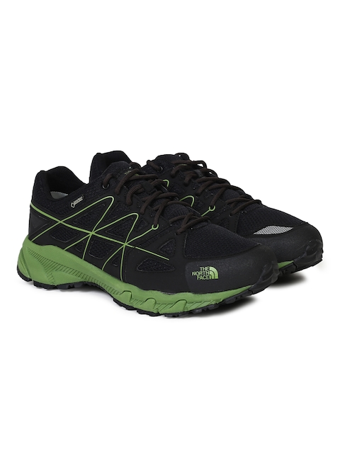 The North Face Men Black STORM MS GTX Hiking Shoes