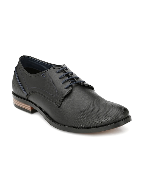 Guava Men Black Derbys