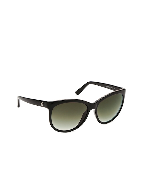 French Connection Women Cateye Sunglasses FC 7227 C1 S