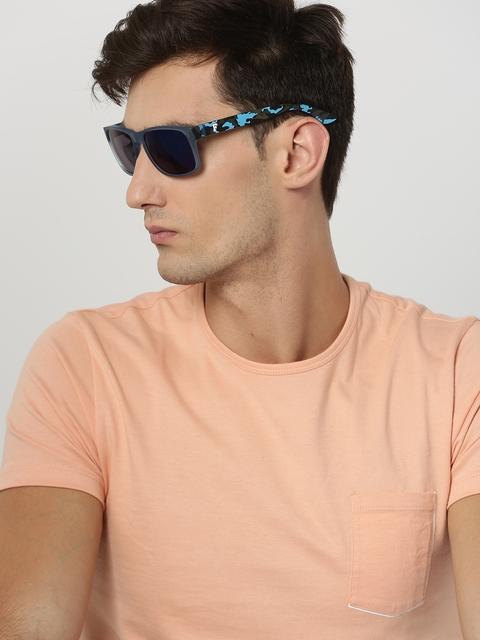 French Connection Men Wayfarer Sunglasses 7326 C3 57 S