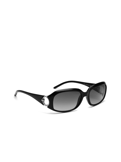 Tommy Hilfiger Women Rectangle Sunglasses Gr-35 C1 S