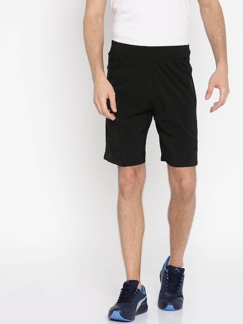 Puma Men Black Power Solid Sports Shorts