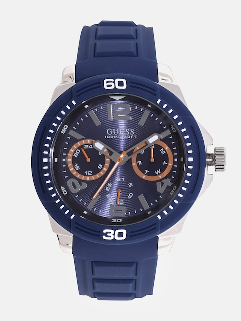 Guess W0967G2 Blue Dial Analog Men's Watch (W0967G2)