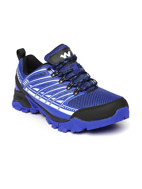 Wildcraft Unisex Blue Dolstone Trekking Shoes