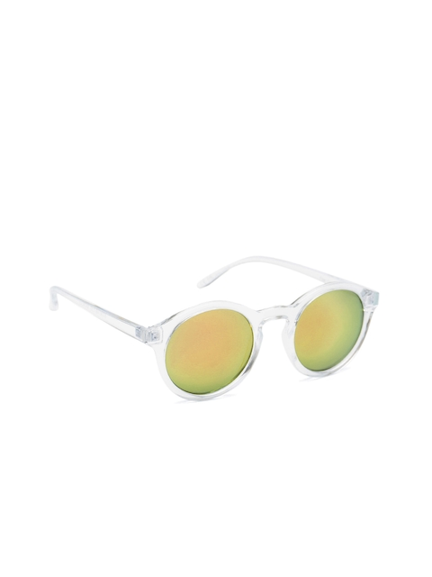 MANGO Women Round Sunglasses 83090149-85