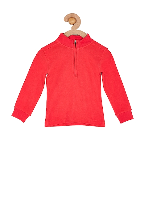 Cherry Crumble Girls Red Sweatshirt