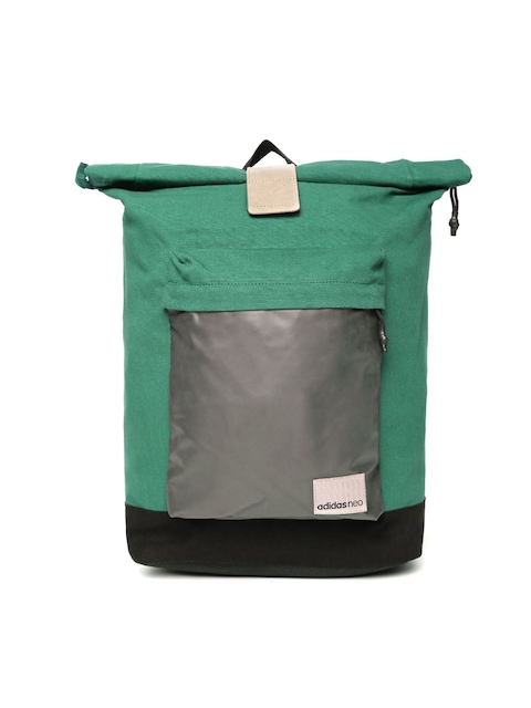Adidas NEO Men Green NEOCITY Backpack