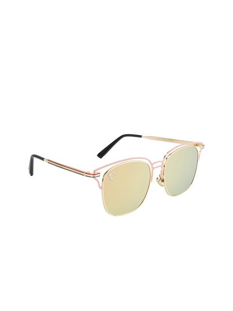 Clark N Palmer Women Square Sunglasses CNP-S5918-B4