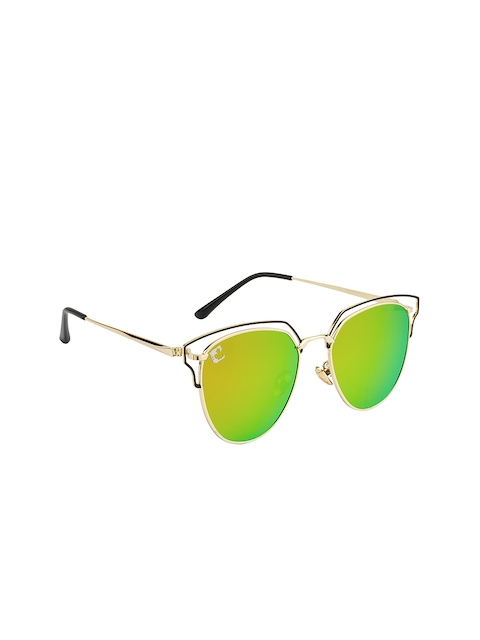 Clark N Palmer Women Oval Sunglasses CNP-S5919-B7