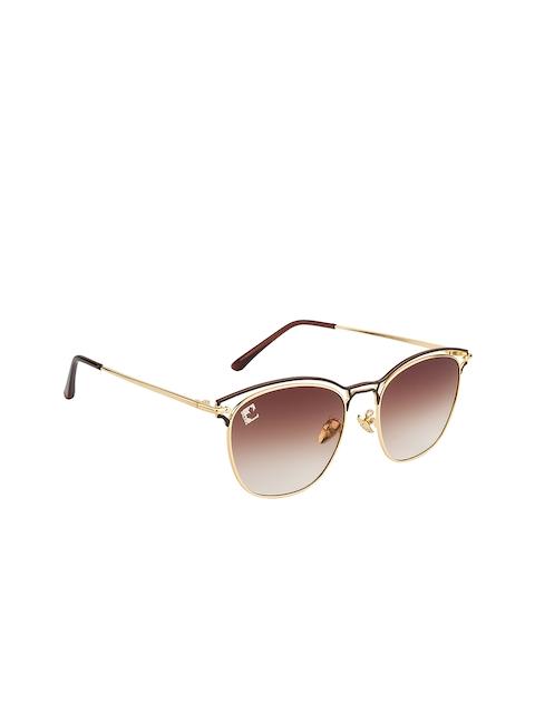 Clark N Palmer Women Oval Sunglasses CNP-S5931-B2