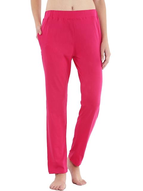 Floret Pink Lounge Pants P-20004