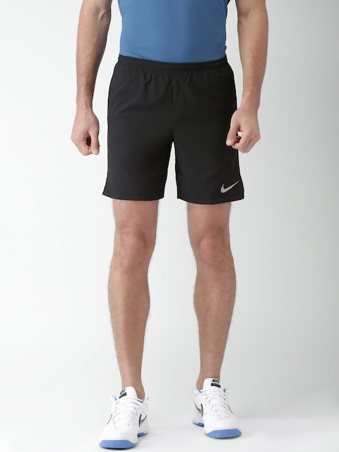 Nike Black AS FLX CHLLGR 7IN Sports Shorts