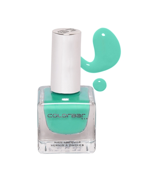Colorbar CNL040 Luxe Nail Lacquer, Magical Green 040