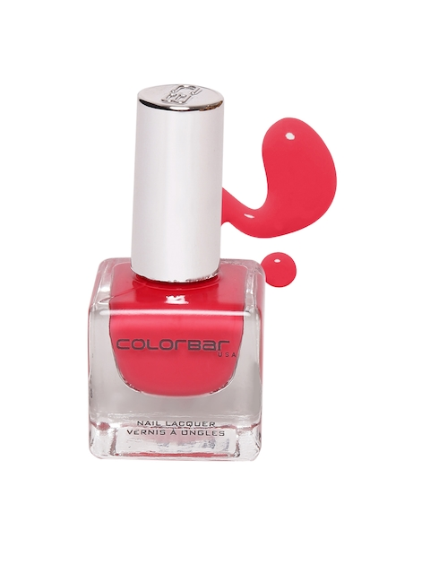 Colorbar CNL058 Luxe Nail Lacquer, Red Enigma 058