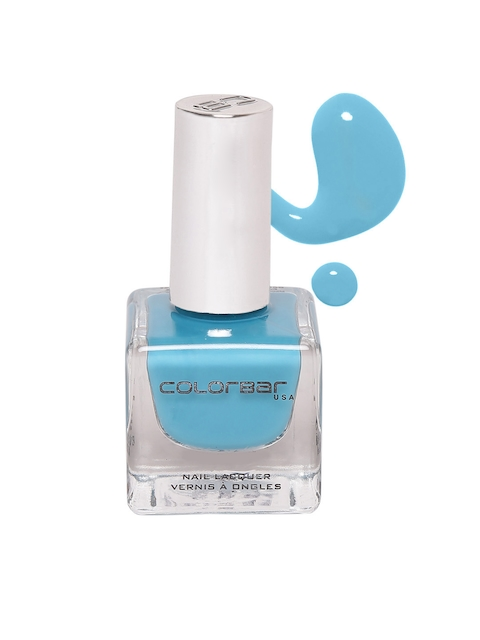 Colorbar Turquoise Luxe Nail Lacquer 88