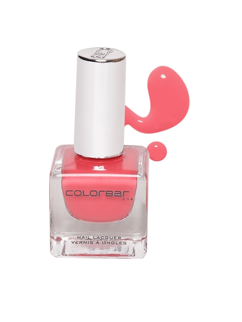 Colorbar Peach Fix Luxe Nail Lacquer 112