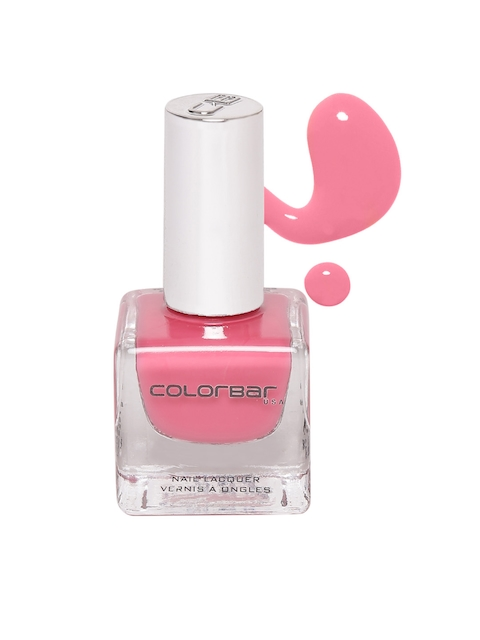 Colorbar Sizzling Pink Luxe Nail Lacquer 102
