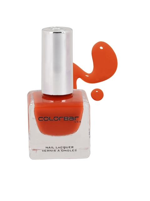 Colorbar Orange Pop Luxe Nail Lacquer 114