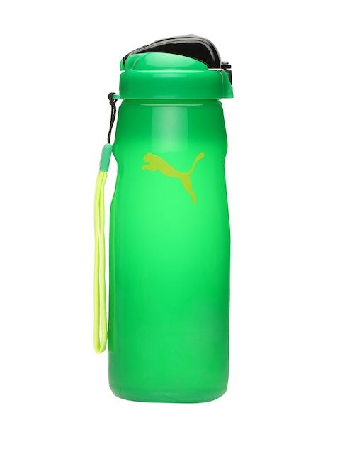 PUMA Unisex Green Water Bottle