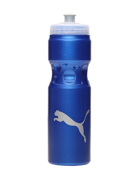 PUMA Unisex Blue Water Bottle