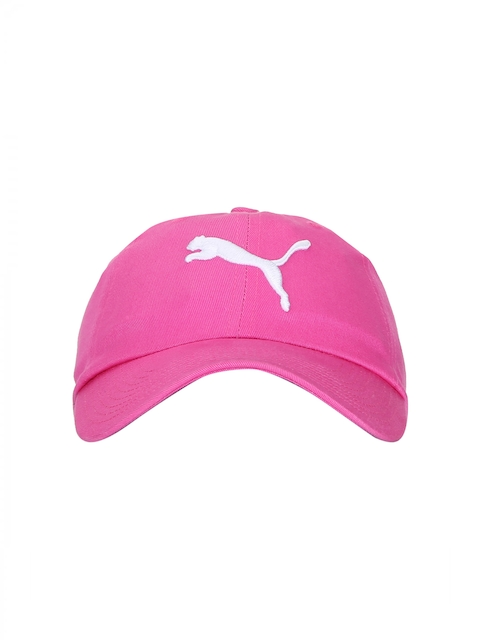 Puma Women Pink Cap  available at myntra for Rs.419