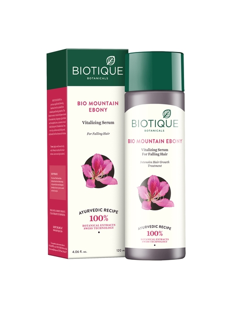Biotique Mountain Ebony Vitalizing Serum