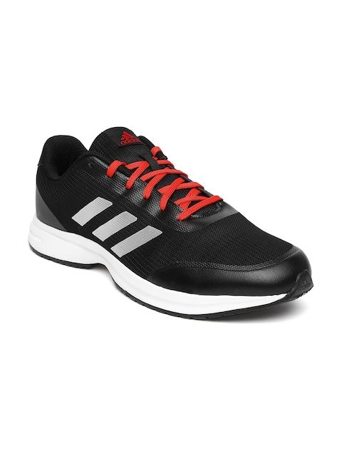 Adidas Men Black Ezar 4.0 M Running Shoes