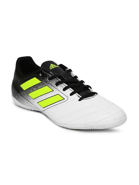 ADIDAS Men White Football Shoes