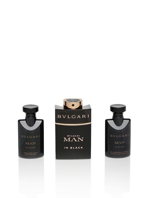 Bvlgari Man In Black Fragrance Gift Set