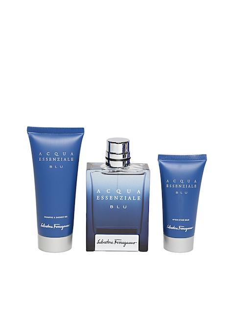 Salvatore Ferragamo Men Acqua Essenziale Blu Set 250 ml