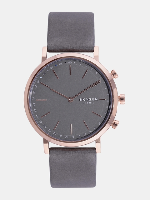 SKAGEN Women Grey Hybrid Watch SKT1207