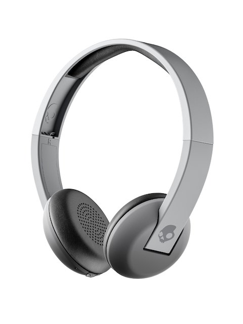 Skullcandy Grey Uproar Wireless Over-Ear Headphones with Mic S5URW-K609