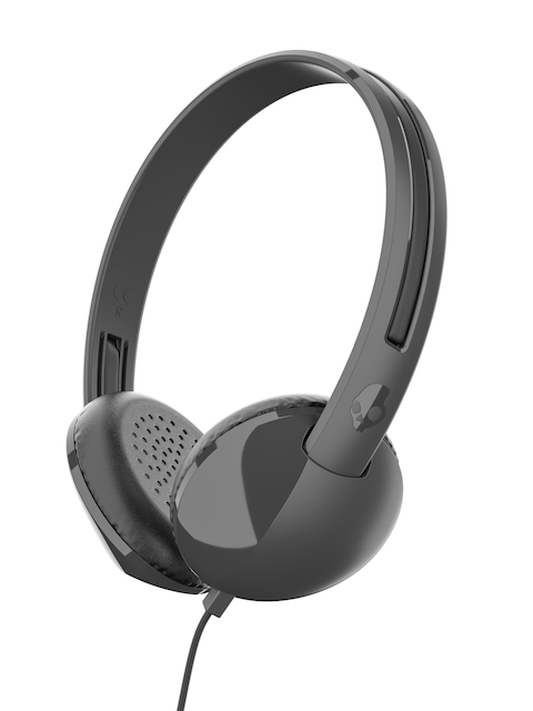 Skullcandy Charcoal Grey Stim Over-Ear Headphones with Mic S2LHY-K576