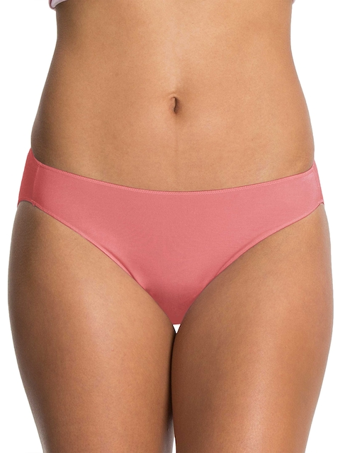 Jockey Women Peach Soft Wonder Bikini Briefs 1803-0105