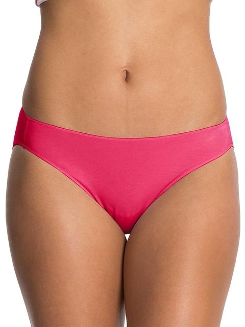Jockey Women Pink Soft Wonder Bikini Briefs 1803-0105