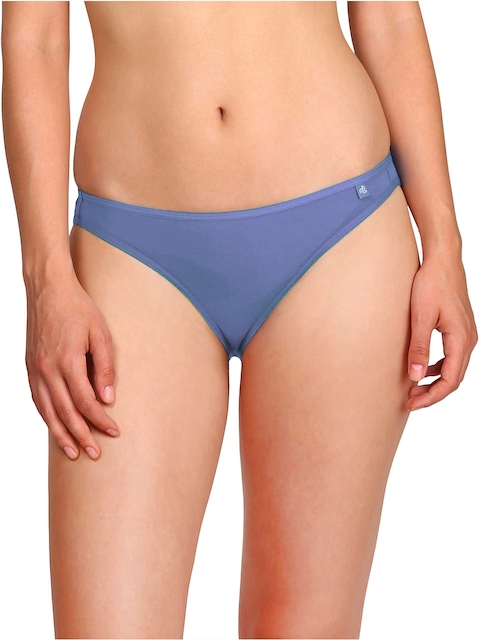 Jockey Blue Bikini Briefs SS02-0105  available at myntra for Rs.165