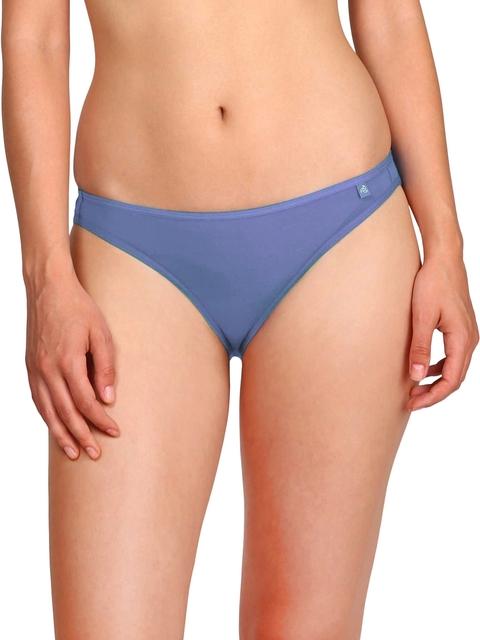 Jockey Women Blue Bikini Briefs SS02-0105