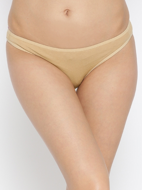 Jockey Beige Bikini Briefs SS02-0105  available at myntra for Rs.165