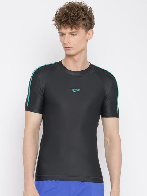 Speedo Grey Swim T-shirt 8PSM01B375
