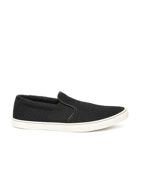Clarks Men Black Loafers