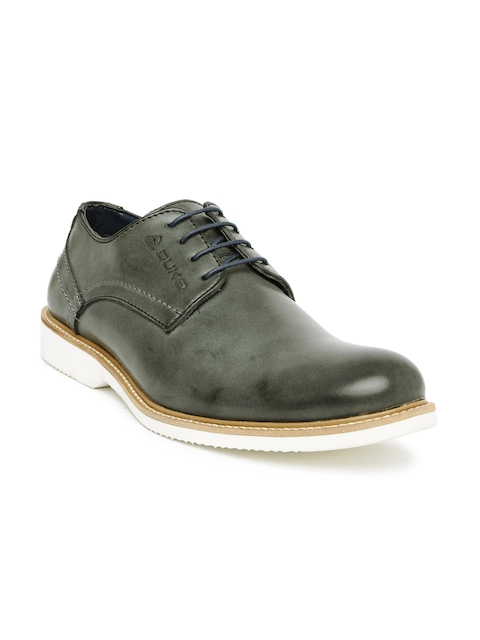 Duke Men Grey Derbys