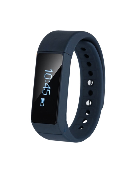 ENHANCE Unisex Blue Fitness Band i5 Plus